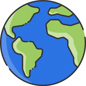 Mapa Mundi Color